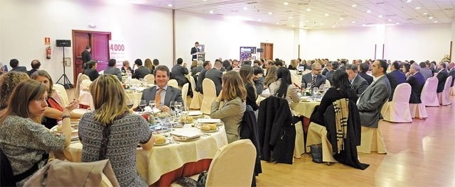 XVI Cena de la Internacionalización