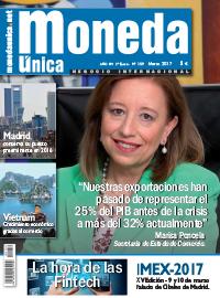 Portada Revista Moneda Única - Número 159