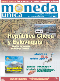 Portada Revista Moneda Única - Número 1