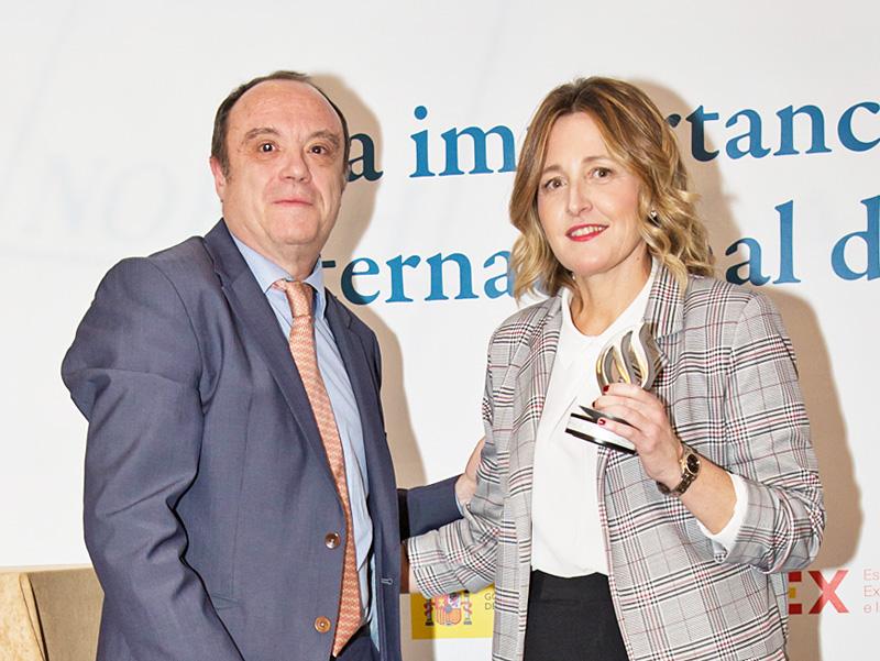 Reconocimientos a la Internacionalización Empresarial 2017, Grupo Chamartín