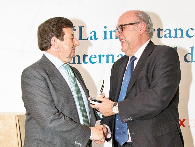 Reconocimientos a la Internacionalización Empresarial 2017, MARCA ESPAÑA