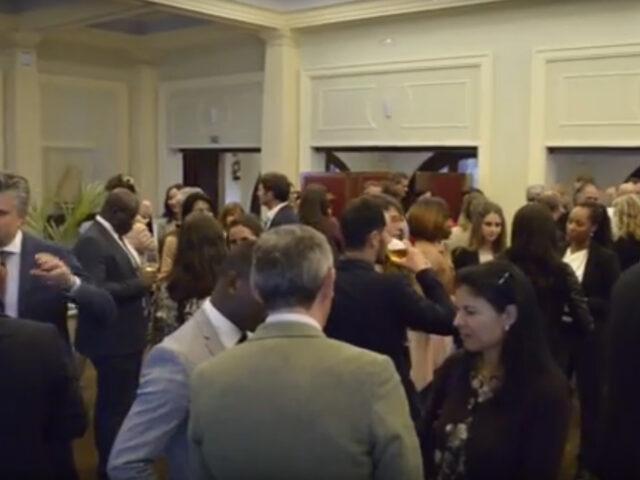 XXIII Cena de la Internacionalización