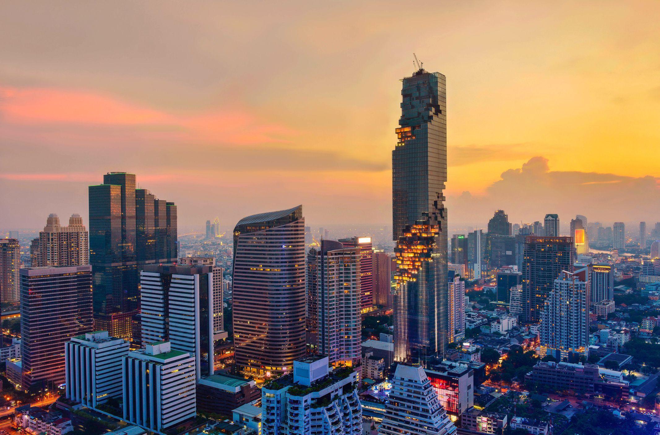 Tailandia en el punto de mira del Puerto de Barcelona