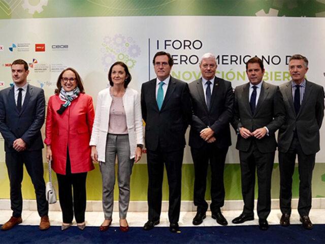 Primer acto empresarial de la Cumbre Iberoamericana Andorra 2020