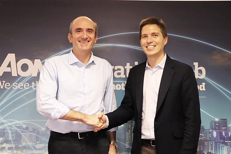 Aon completa la adquisición de CoverWallet, plataforma digital de seguros para pymes