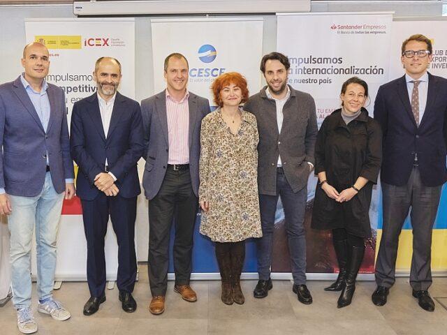 CESCE, Santander e ICEX impulsan la internacionalización de las empresas digitalizadas