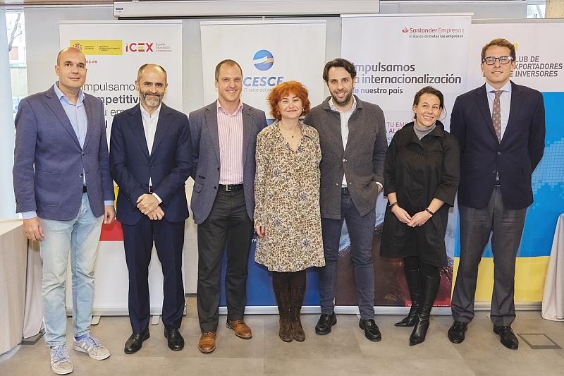 CESCE, Satander e ICEX impulsan la internacionalización de las empresas digitalizadas