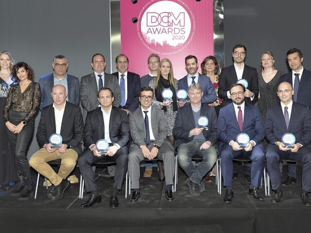 DCM Awards 2020, premia la innovación y la transformación digital