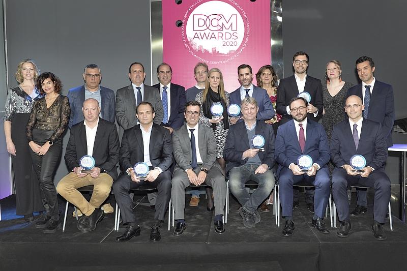 DCM Awards 2020, premia la innovación y la transformación digital