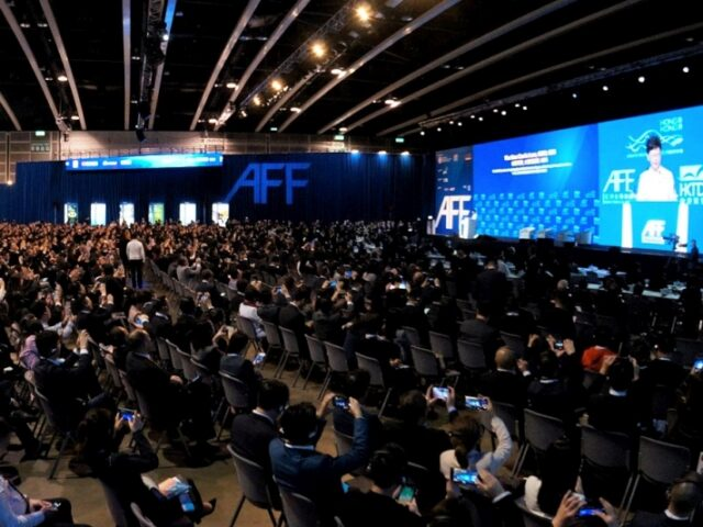 El Asian Financial Forum reúne a la élite del sector financiero en Hong Kong
