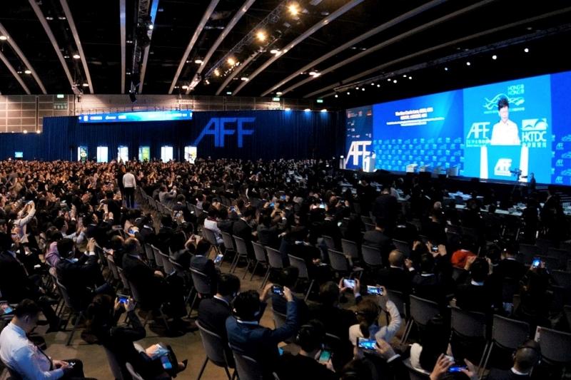 El Asian Financial Forum reúne a la élite del sector financiero en Hong Kong