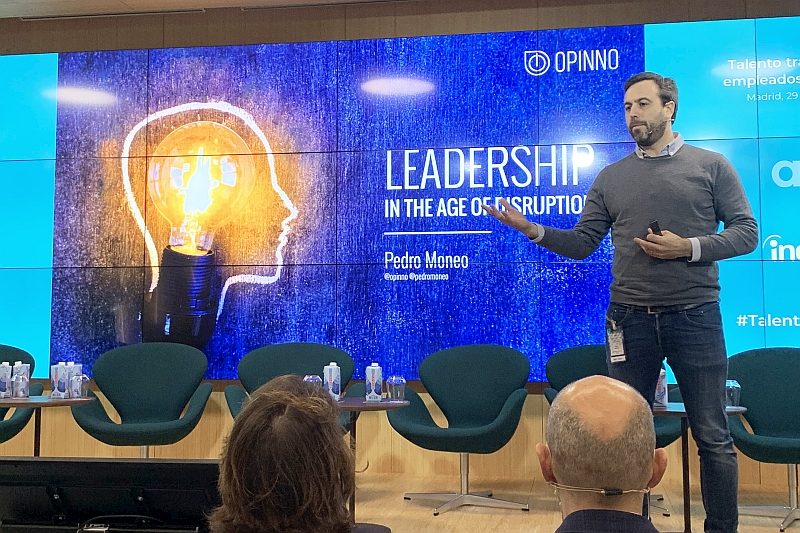 El CEO debe liderar la gestión de la innovación y actuar como emprendedor