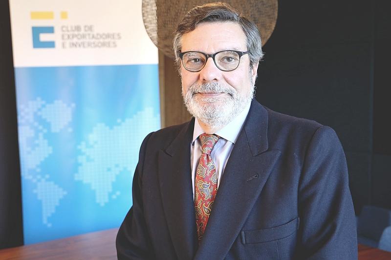 Antonio Bonet, presidente del Club de Exportadores e Inversores
