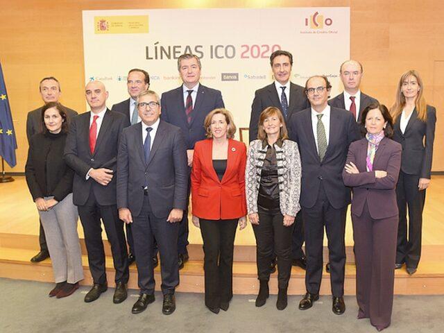 El ICO otorgó más de 4.780 millones a través de sus líneas en 2019