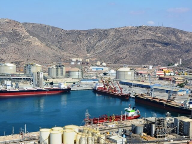 El Puerto de Cartagena supera los 34,5 millones tm en 2019