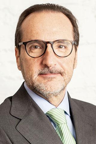 Francisco Aranda, presidente de UNO.
