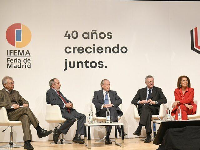 IFEMA celebra su 40 aniversario