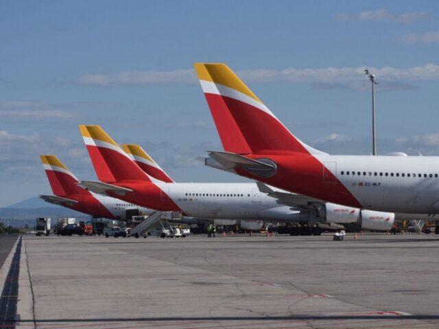 Iberia y sus asociadas anuncian más conexiones entre Europa y EE.UU.
