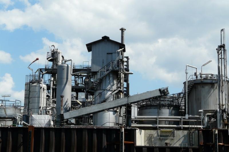 La producción industrial cae un 0,5% en noviembre
