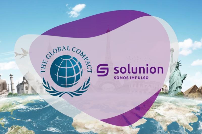 Solunion se adhiere al Pacto Mundial de Naciones Unidas