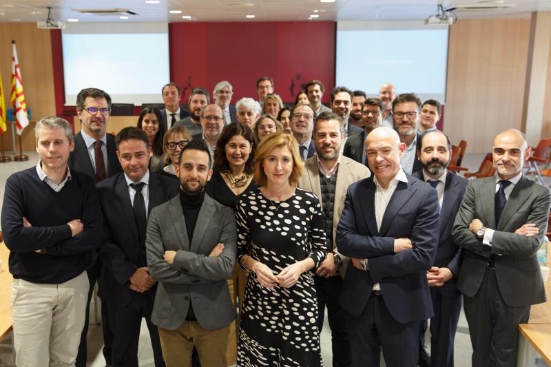 Banco Sabadell participa en el lanzamiento del primer LegalTech Hub global de Europa
