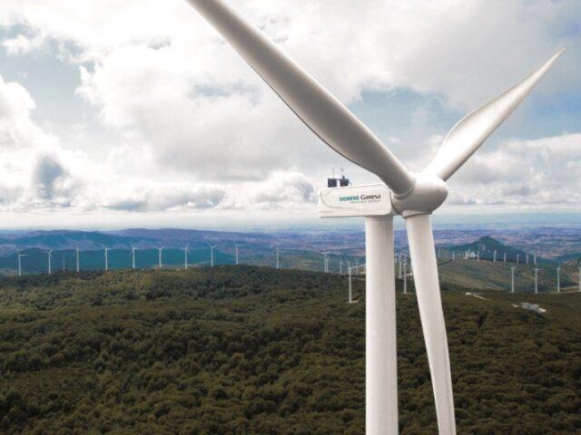 Bankia concede un préstamo de 175 millones a Siemens Gamesa