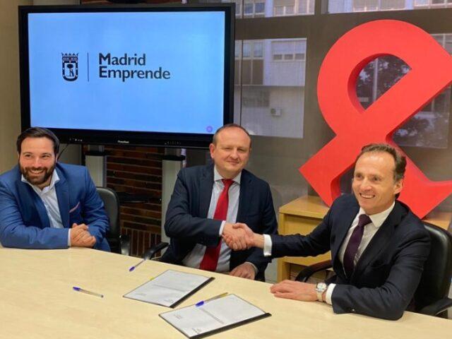 El Ayuntamiento y Grupo Metalia aúnan fuerzas para impulsar el emprendimiento