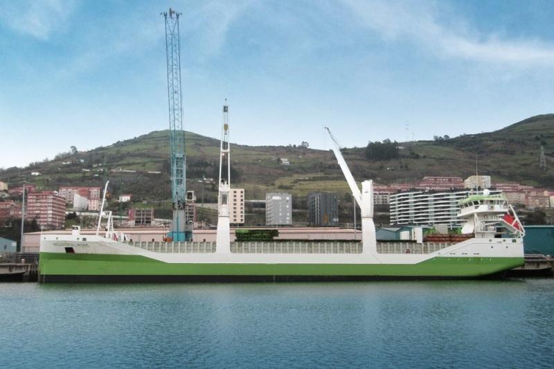 Euroaméricas refuerza la conexión marítima de carga entre Bilbao y Estados Unidos