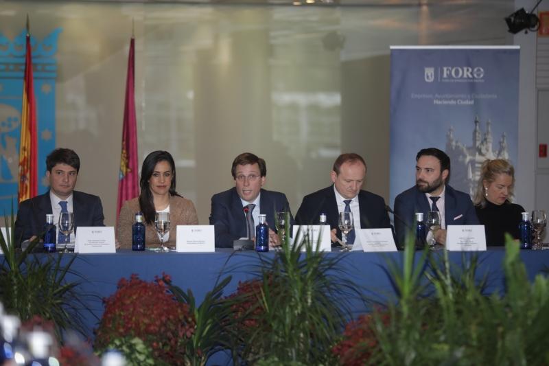 Foro de Empresas por Madrid presenta sus proyectos para 2020