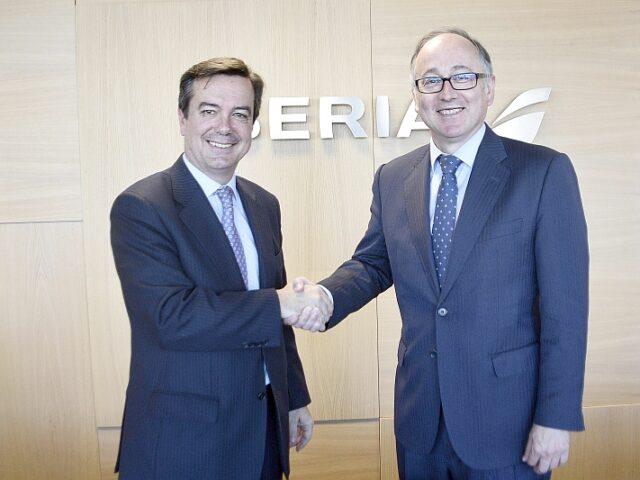 IFEMA e Iberia sellan una alianza para promover Madrid como una gran ciudad de ferias y congresos