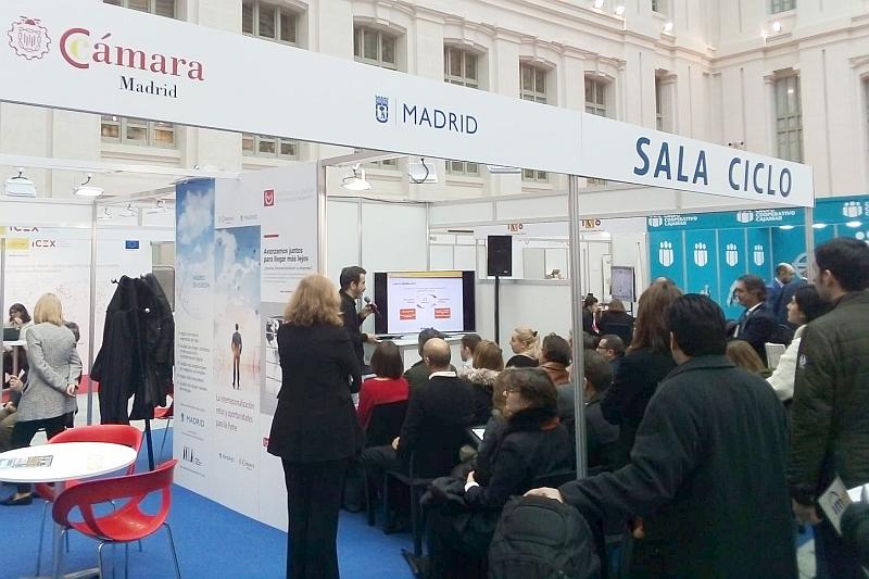 La Cámara de Madrid potencia el comercio exterior en IMEX 2020