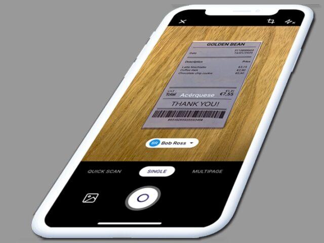 Rydoo presenta una nueva función de escaneo de recibos para gestionar los gastos