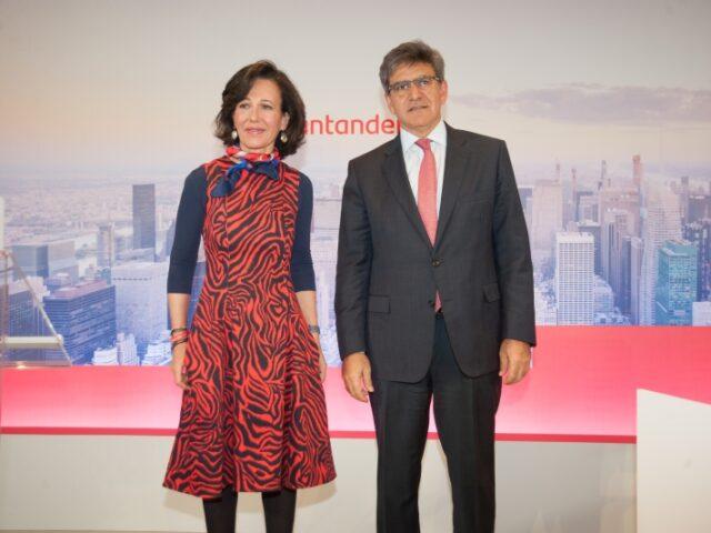Santander gana 6.515 millones en 2019