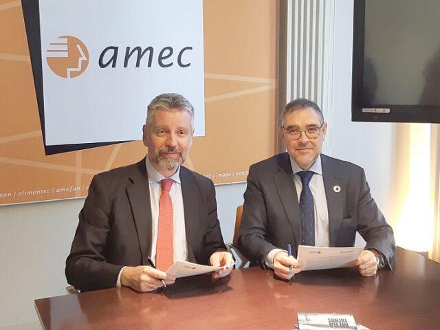 amec y CESCE renuevan su colaboración y acuerdan trabajar alineados con los ODS
