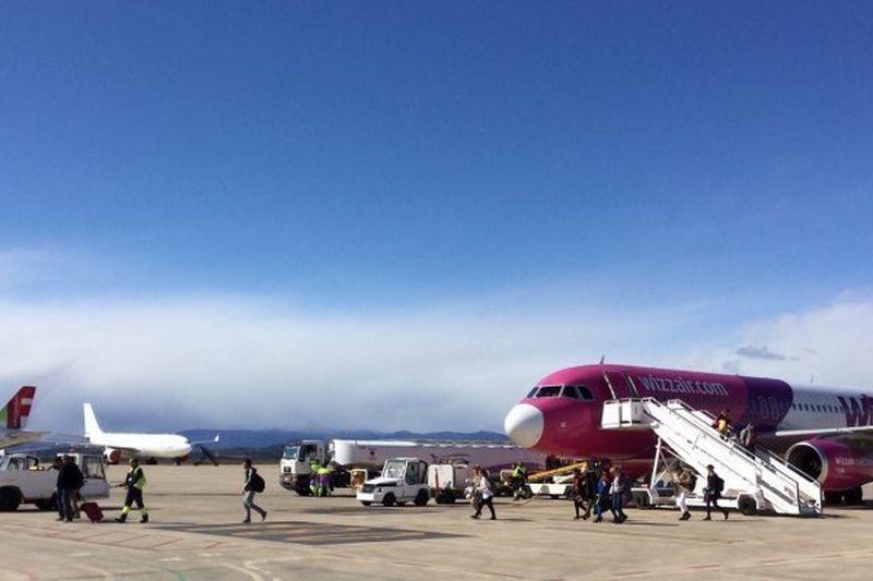 El aeropuerto de Castellón retoma la ruta a Budapest