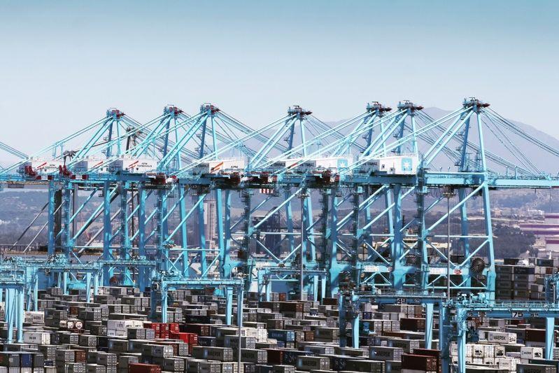 El tráfico total portuario superó los 45,8 millones de toneladas en enero