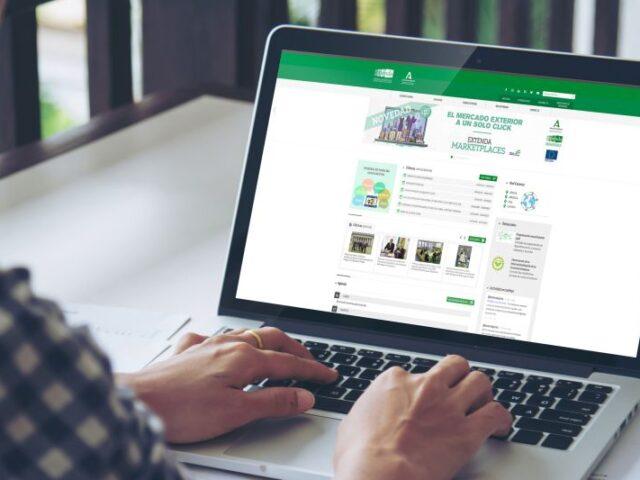 Andalucía potencia sus servicios online para apoyar la internacionalización de sus empresas ante el Covid-19