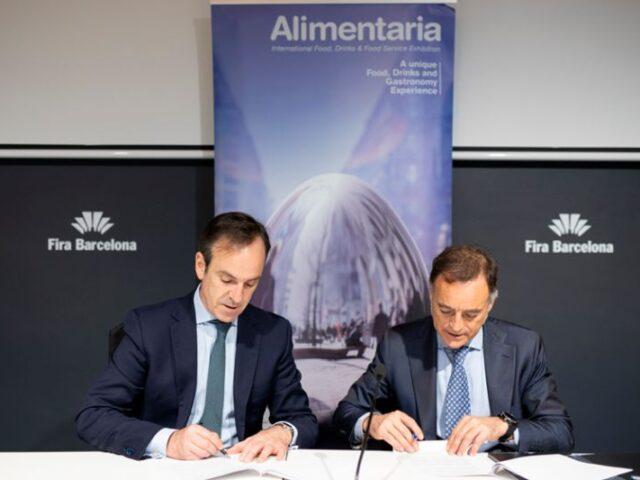 FIAB y ALIMENTARIA EXHIBITIONS por la internacionalización