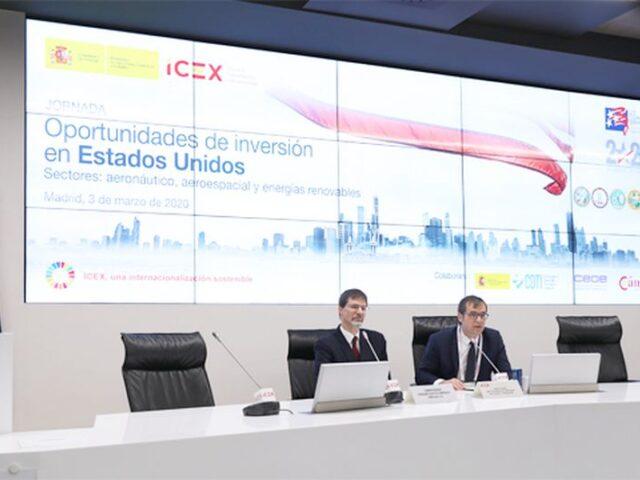 ICEX acerca las oportunidades de inversión en cinco estados de EEUU