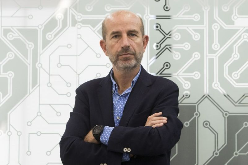 Jaume Sanpera, CEO de Sateliot