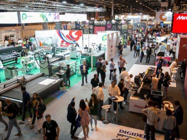 La comunicación visual e impresión digital atrae a nuevos expositores en DIGICOM