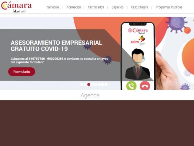 La Cámara de Madrid volcada con los empresarios de la región