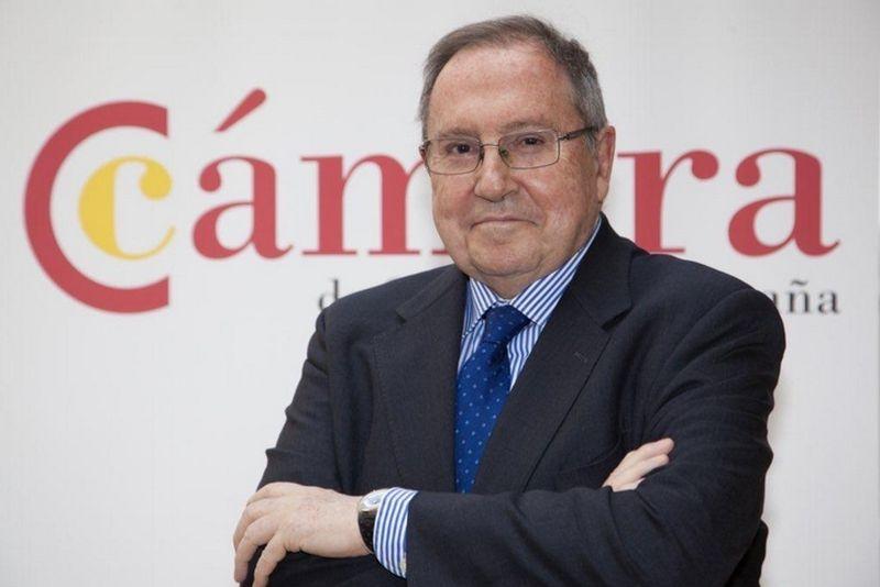 José Luis Bonet, presidente de Cámara España
