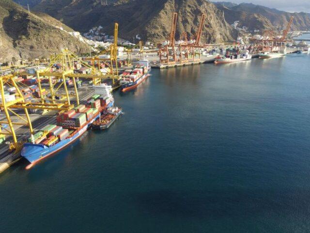 El tráfico portuario es de 90 millones de TM en enero y febrero