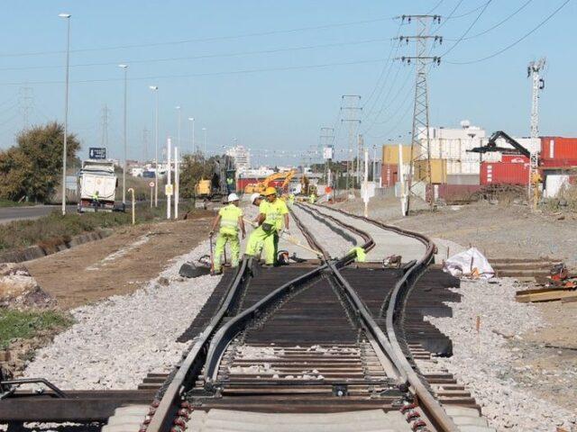 Nuevo avance en el proyecto del acceso ferroviario al Puerto de Sevilla