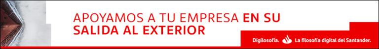Banner Santander Empresas