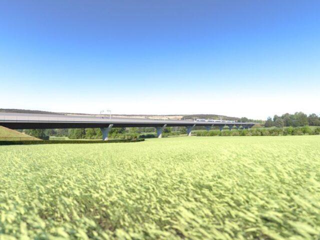 Ferrovial trabajará en el diseño y desarrollo de la alta velocidad británica HS2