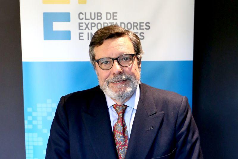 Antonio Bonet, presidente del Club de Exportadores