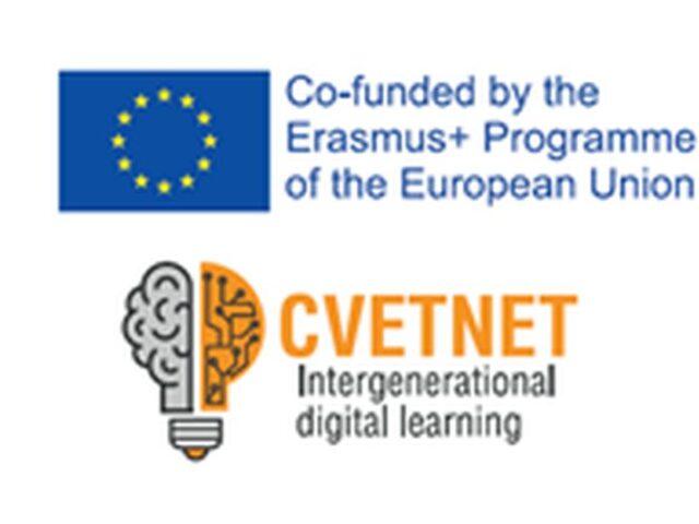 Proyecto europeo CVETNET. Formación continua y transformación digital