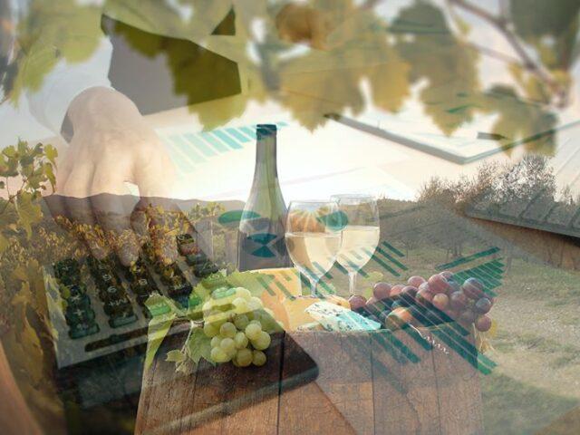 Exportación del vino español a Asia y Europa